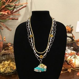 Fall custom necklace 🌻 one of a kind🌻